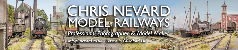 Model Railway Layouts by Chris Nevard